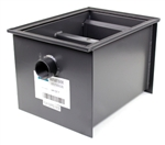Commercial Grease Trap Interceptor 30 LB 15 GPM