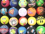 Licensed 5 Inch Basketball Mix For Crane Machine - 60 Pieces