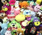 Licensed & Generic Variety Plush Toys For Crane Machine - 150 Pieces