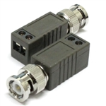 Security Cameras Video Balun Transceiver