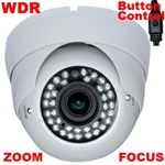 "1/3"" Indoor InfraRed Dome Camera Kit"