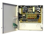 DC Distributed Power Box for Security Cameras