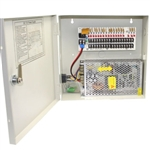 Power Box for Security Surviellance System