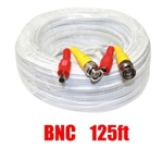 125 ft Video Power Security System Cable