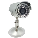 "1/4"" CCD Weather Proof Outdoor Security Camera"
