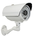 "1/3"" CCD Outdoor Security Camera Kit"