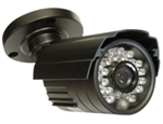 "1/4"" CCD Outdoor Security Camera"