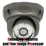 "1/3"" Waterproof Security Dome Camera Kit"