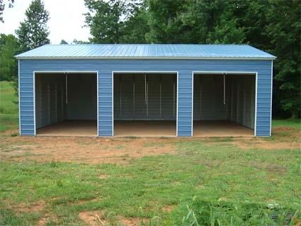 Carport En Garage : 22 x 36 x 12 vertical roof eco friendly steel carport garage