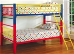 Brand New Childrens Twin over Twin Bunk Bed