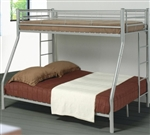 High Quality Twin over Full Bunk Bed