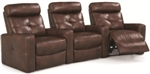 Casual Contemporary Three Seat Theater Group