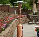 Copper Propane Outdoor Patio Heater