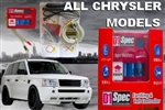 High Performance Chrysler Racing Voltage Engine Power Chip - Increase Power, Save Gas