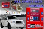 High Performance Geo/Chevy Racing Voltage Engine Power Chip - Increase Power, Save Gas