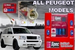 High Performance Peugeot Racing Voltage Engine Power Chip - Increase Power, Save Gas