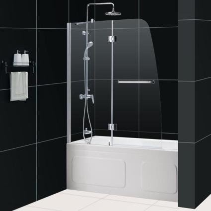 bypass frameless with pdp zola wayfair ove tub improvement ca door decors home semi x
