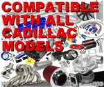 Brand New Amazing High Performance Cadillac Turbo / Charger Universal Kit (Gain 200+ H.P. - Complete Kit)