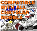 Brand New Total High Performance Chrysler Turbo / Charger Universal Kit (Gain 200+ H.P. - Complete Kit)