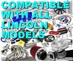 Brand New Total High Performance Lincoln Turbo / Charger Universal Kit (Gain 200+ H.P. - Complete Kit)