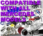 Brand New Complete Mercedes High Performance Turbo / Charger Universal Kit (Gain 200+ H.P. - Complete Kit)