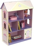 Brand New Dollhouse Bookcase