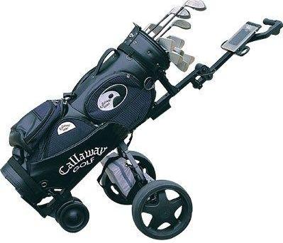 Electric Golf Caddy >> Electric Motorized Golf Cart Trolley Caddy