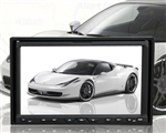 "7"" Car DVD Stereo Touch Screen GPS Mp3 PIP"