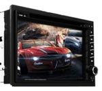 "7"" Touch Screen Car DVD Player Ipod Ready"