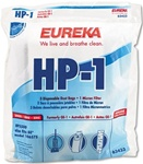 High Quality 3 Pack Eureka GE-1 Replacement Dust Bags For Bagged HEPA Upright Vac