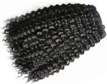 Remy Quality Brazilian 100% Human Hair Extensions - Yaki Water Wave