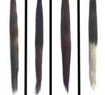 Remy Quality Malaysian 100% Human Hair Extensions - Natural Straight