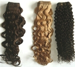 Remy Quality Malaysian 100% Human Hair Extensions - Regular Wave