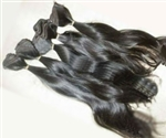Remy Quality Peruvian 100% Human Hair Extensions - Silky Straight Wave