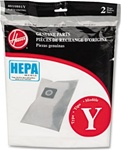 High Quality 2 Bags/Pack Hoover HEPA Y Filtration Bags for Hoover Upright Cleaners