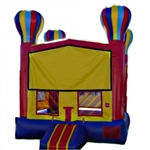 Commercial Grade Inflatable Module Hot Air Balloon Bouncer Bouncy House