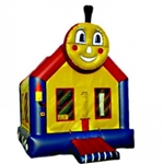 Commercial Grade Inflatable Choo Choo Train Bouncer Bouncy House