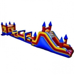 Commercial Grade Inflatable Deluxe Obstacle Course