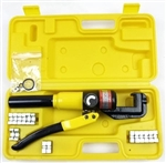 High Quality 10 Ton Electric Hydraulic Wire Crimping Tool Kit