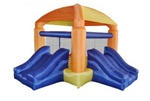 Multiple Activity Inflatable 5 in 1 Castle Bouncer Bouncy House