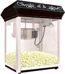New 8oz Heavy Duty Popcorn Popper Maker Machine