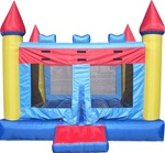New Inflatable Bouncer World Fun Jump Castle House Bouncy House