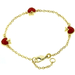 Red Delicious Children's Bracelet