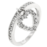 Heart Charming Ring