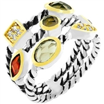 Pizzazz Cable  Ring