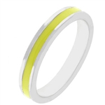 Fun For Eternity Ring in Yellow