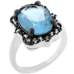 Azul Antique Classic Ring