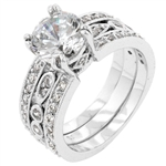 Queen Anne Regal Ring
