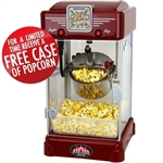 Brand New Rock'n Popper 2.5 oz Hot Oil Popcorn Machine