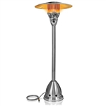Stainless Steel Garden Radiance Natural Gas Patio Heater